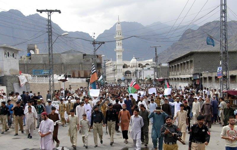 The Sectarian Specter In Gilgit Baltistan We Mountains